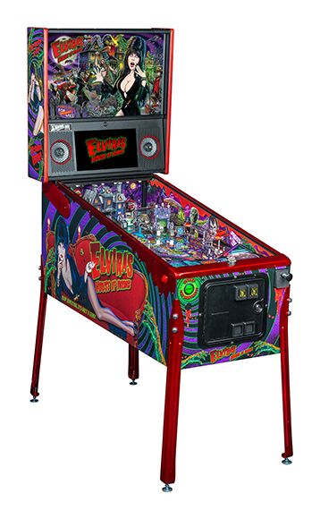 Elvira 3 Limited Edition LE Pinball