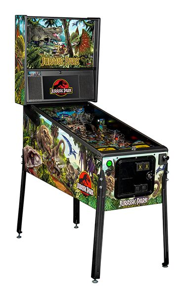 Stern Jurassic Pro Pinball For Sale Pre-Order
