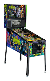 Munsters Pinball For Sale