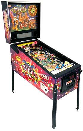 High Roller Casino Pinball