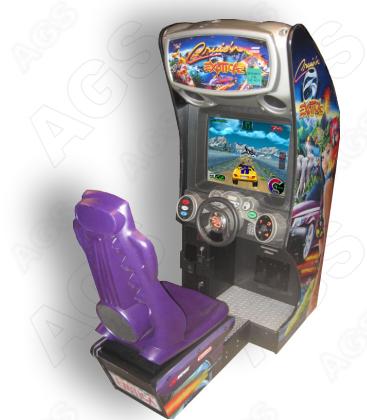 Cruis'n Exotica Arcade Driving Game