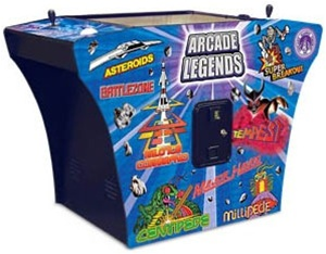 Arcade Legends Cocktail Table