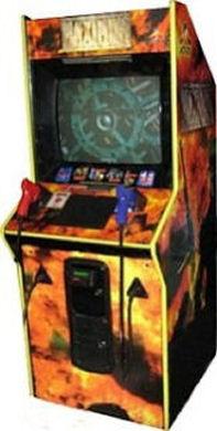 Maximum Force Shooting Arcade Game