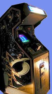 Star Wars Arcade Game 1983